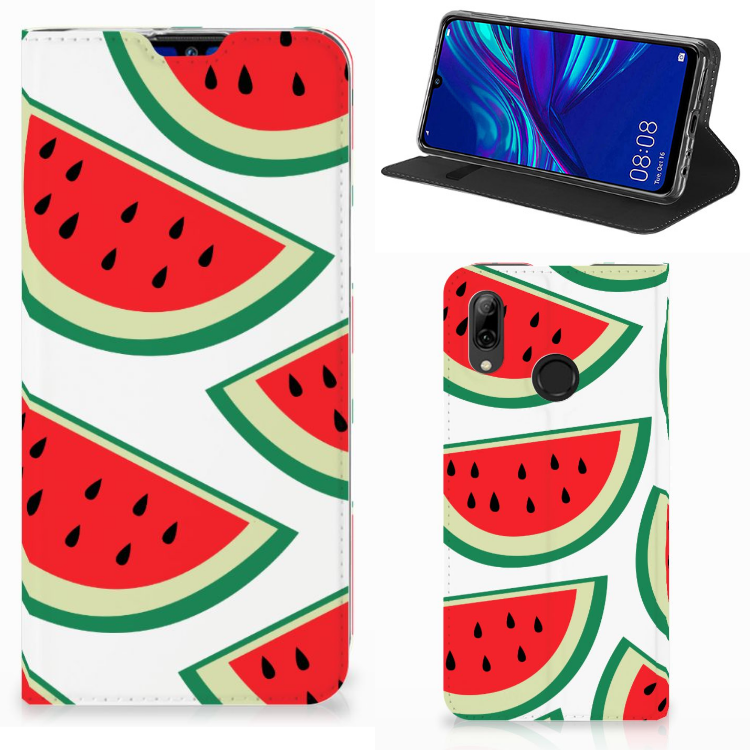Huawei P Smart (2019) Flip Style Cover Watermelons
