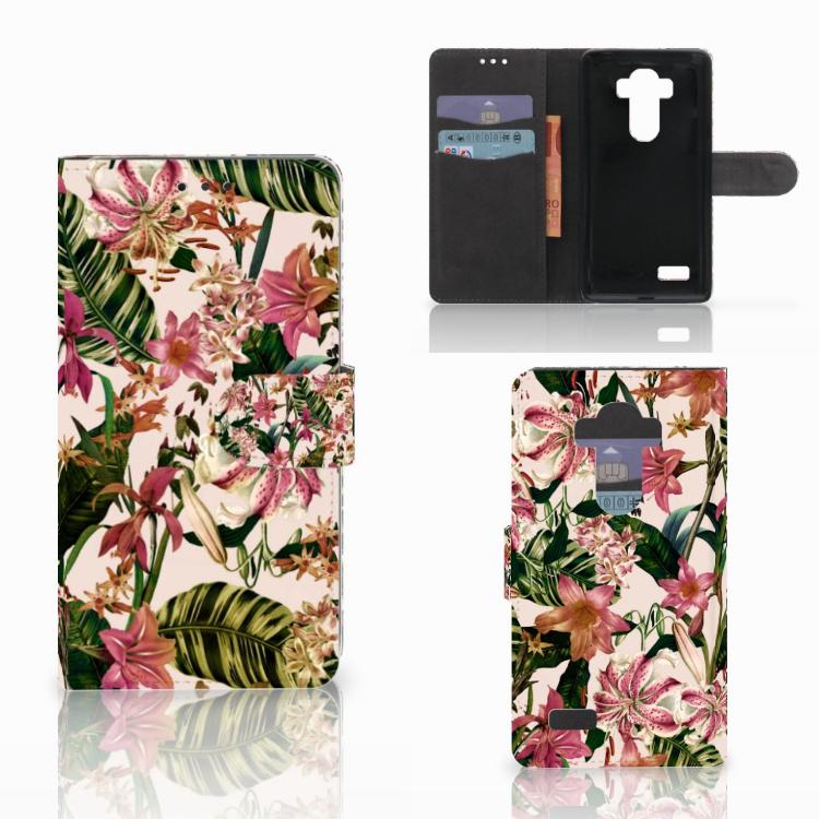 LG G4 Hoesje Flowers