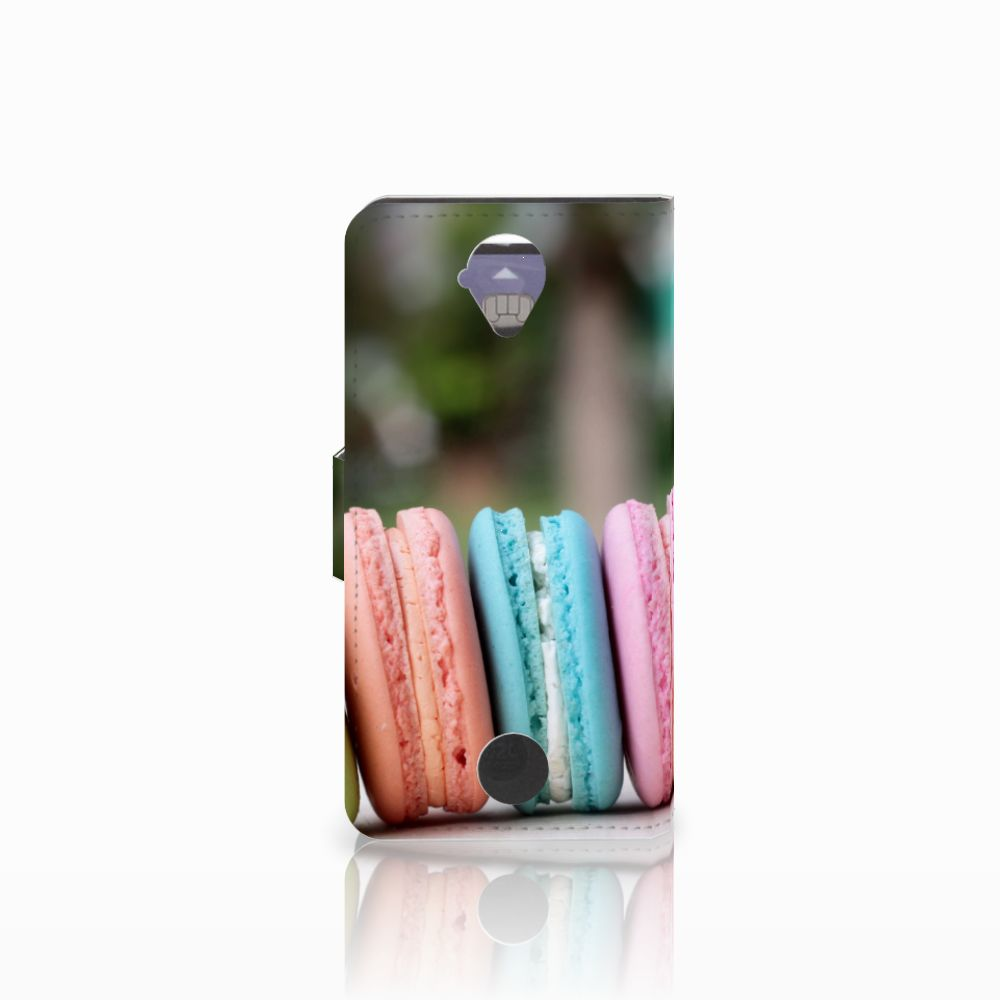 Acer Liquid Z330 Book Cover Macarons