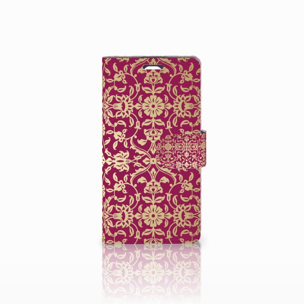 LG Magna | G4C Boekhoesje Design Barok Pink