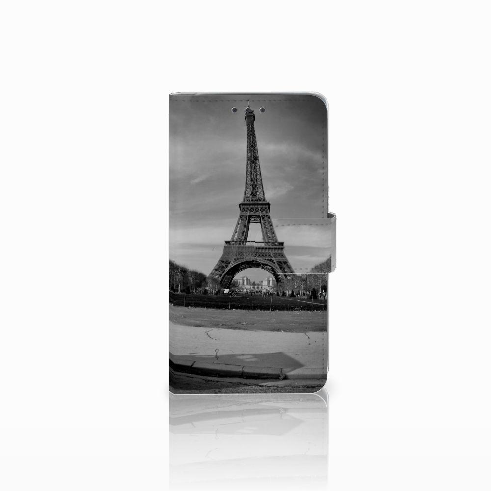 LG Q6 | LG Q6 Plus Uniek Boekhoesje Eiffeltoren