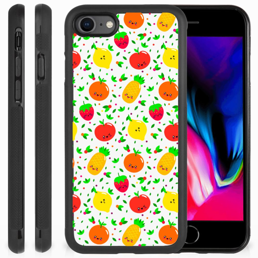 Apple iPhone 7 | 8 Silicone Case Fruits