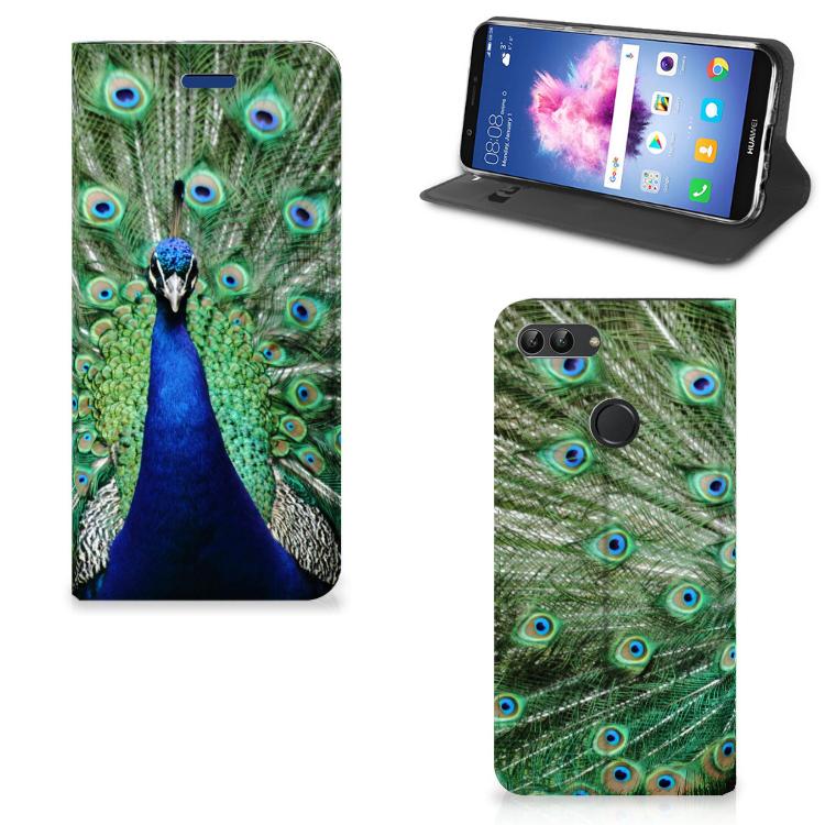 Huawei P Smart Hoesje maken Pauw