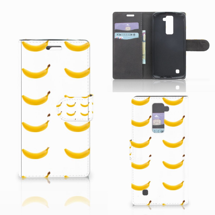 LG K10 2015 Book Cover Banana