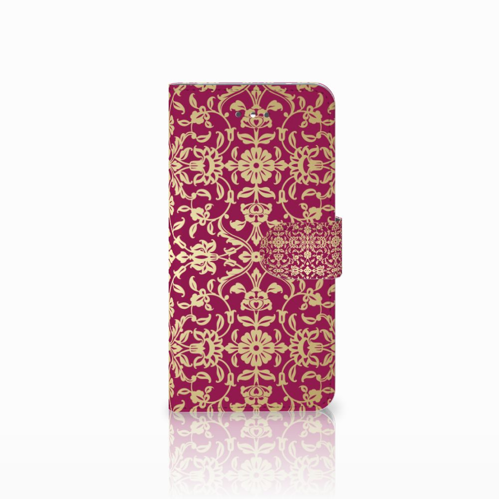 LG Nexus 5X Boekhoesje Design Barok Pink