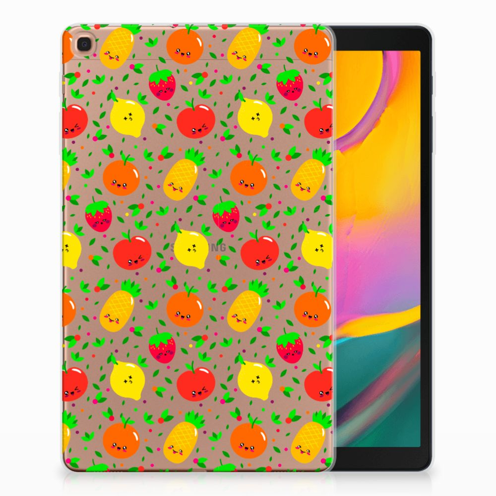 Samsung Galaxy Tab A 10.1 (2019) Tablet Cover Fruits