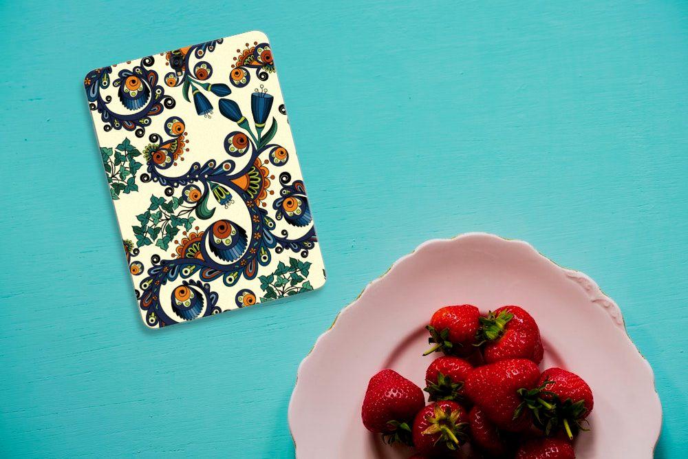 TPU Case Samsung Galaxy Tab S3 9.7 Barok Flower