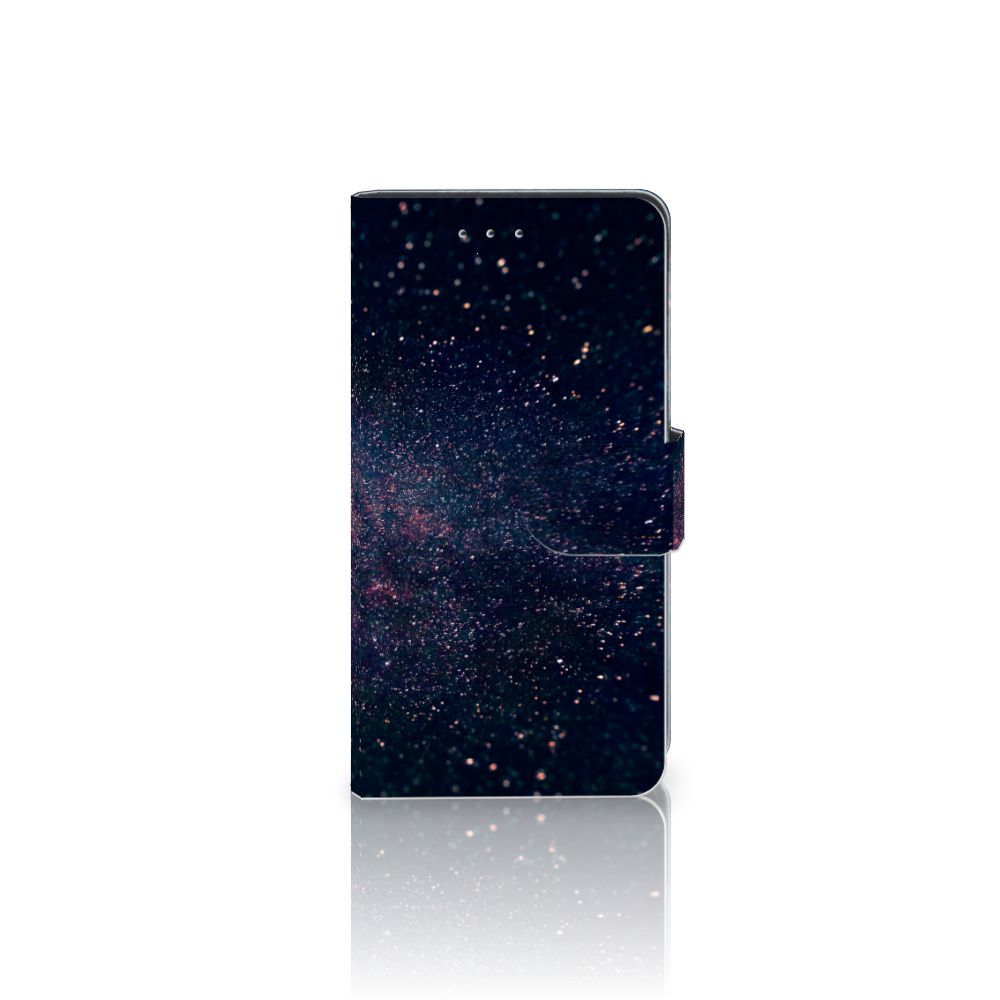 Motorola Moto G 3e Generatie Bookcase Stars
