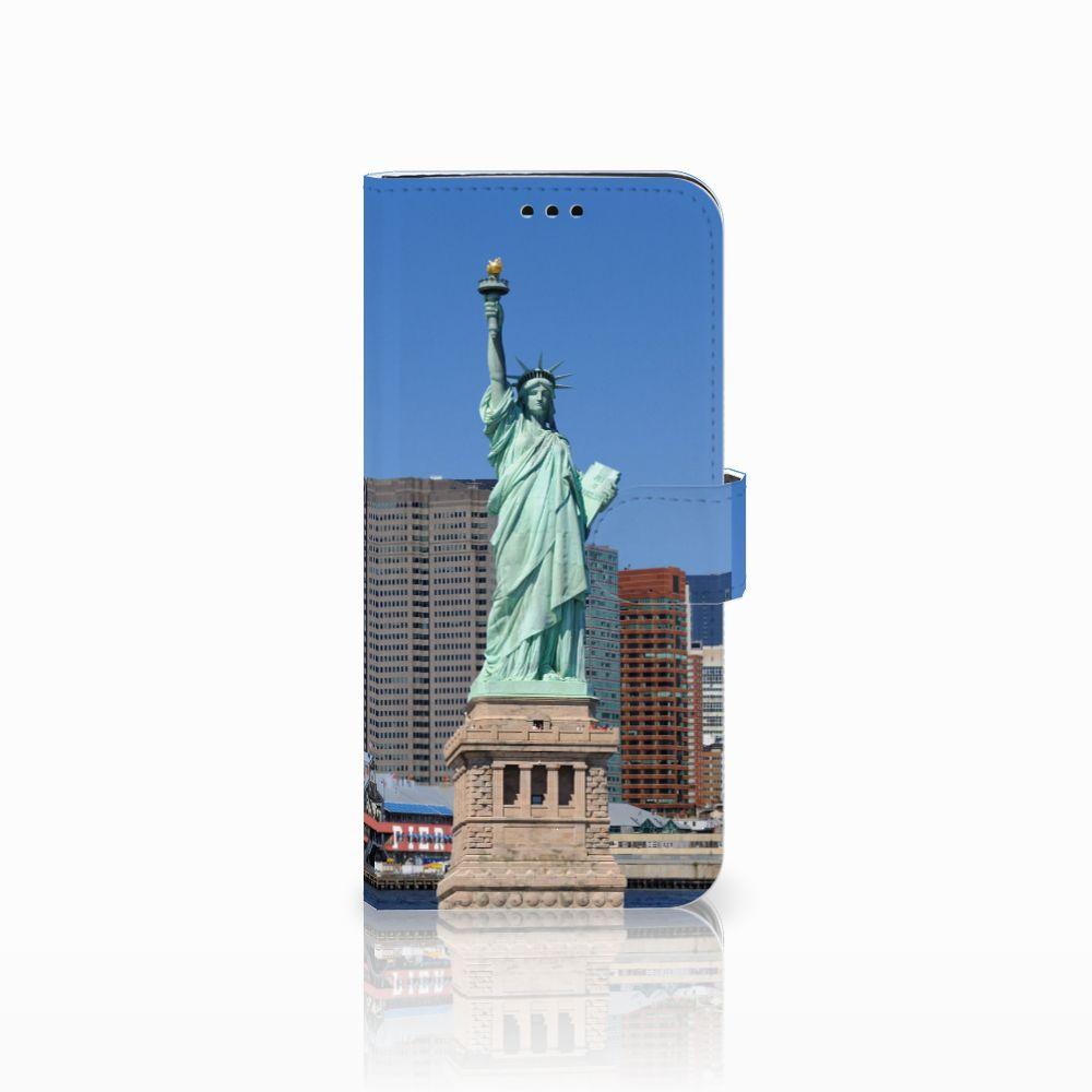 Samsung Galaxy S9 Plus Uniek Boekhoesje Vrijheidsbeeld