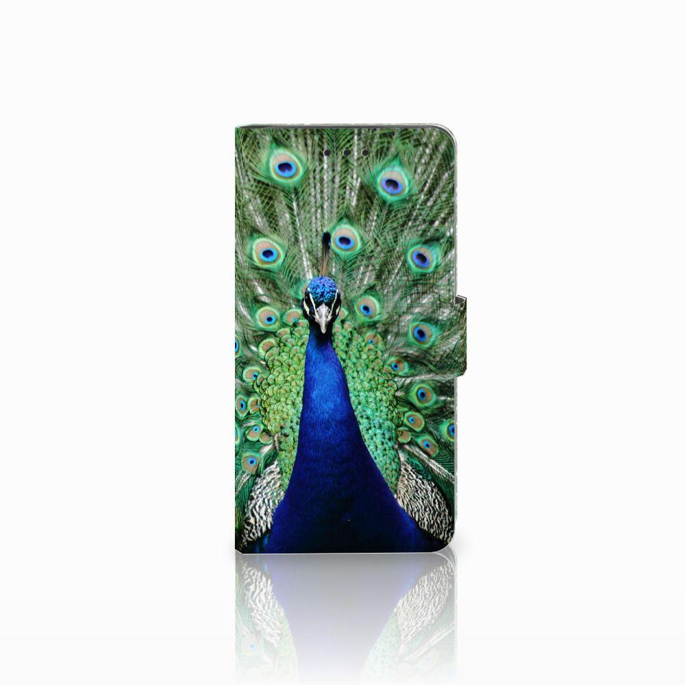 Huawei G8 Boekhoesje Design Pauw