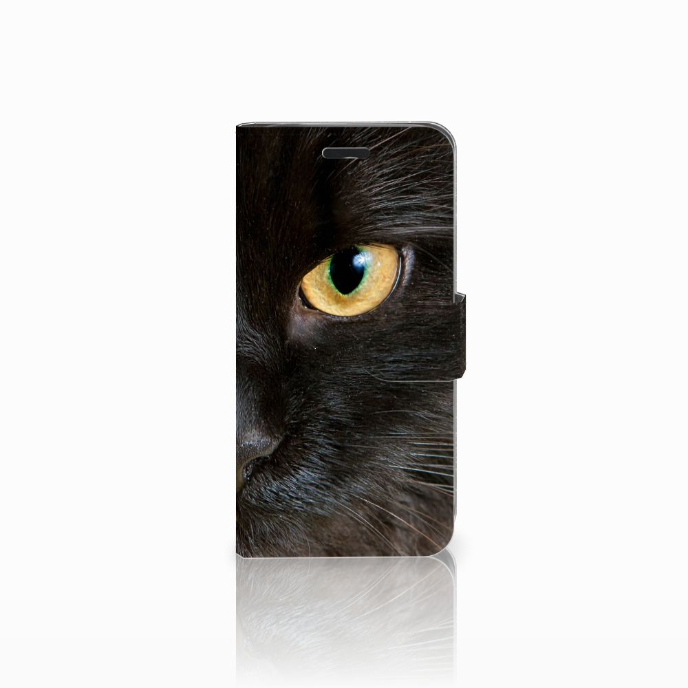 Acer Liquid Z530 | Z530s Uniek Boekhoesje Zwarte Kat