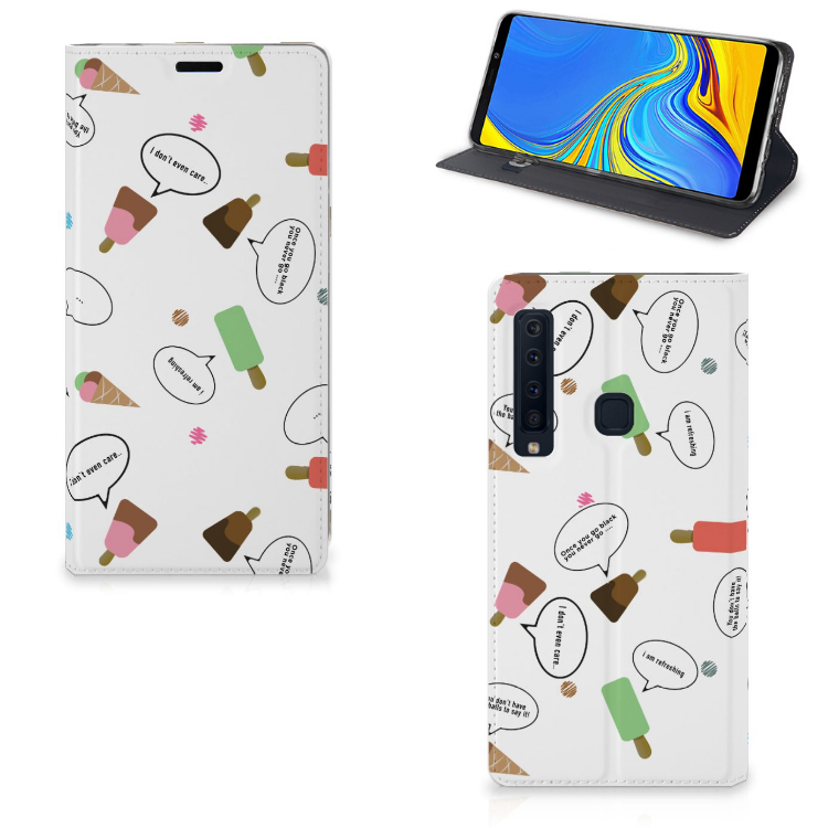 Samsung Galaxy A9 (2018) Flip Style Cover IJsjes