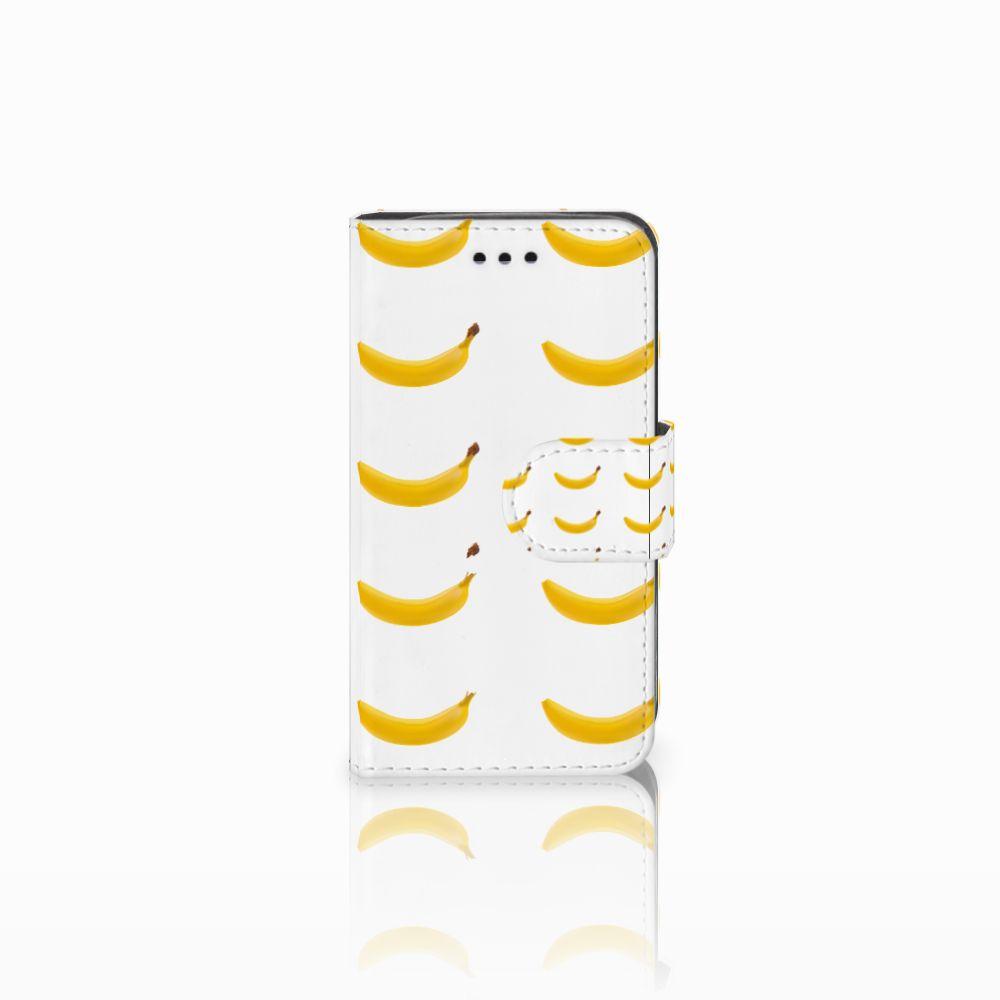 Samsung Galaxy Trend 2 Uniek Boekhoesje Banana
