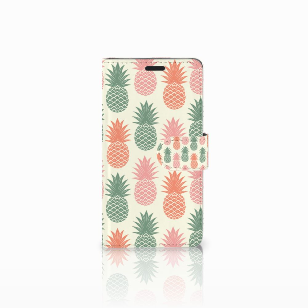 LG G3 Boekhoesje Design Ananas