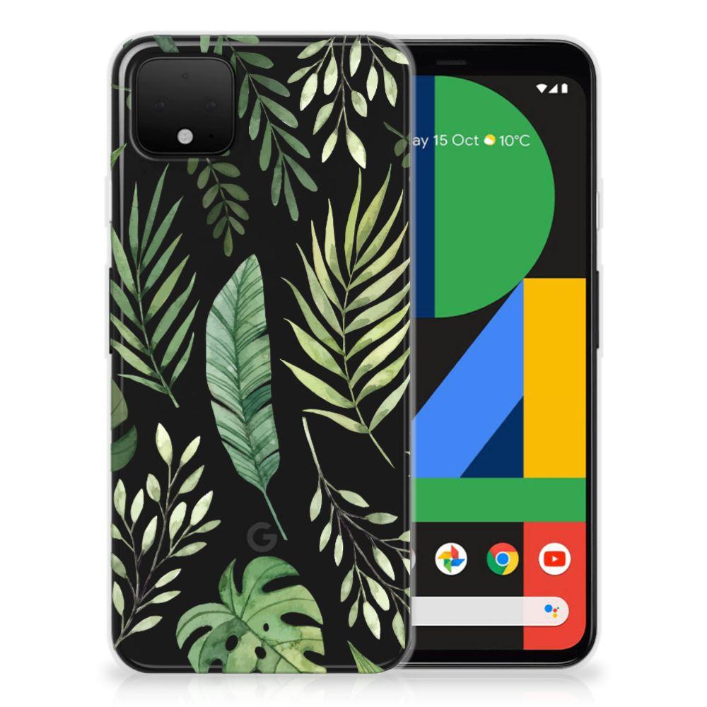 Google Pixel 4 XL TPU Case Leaves