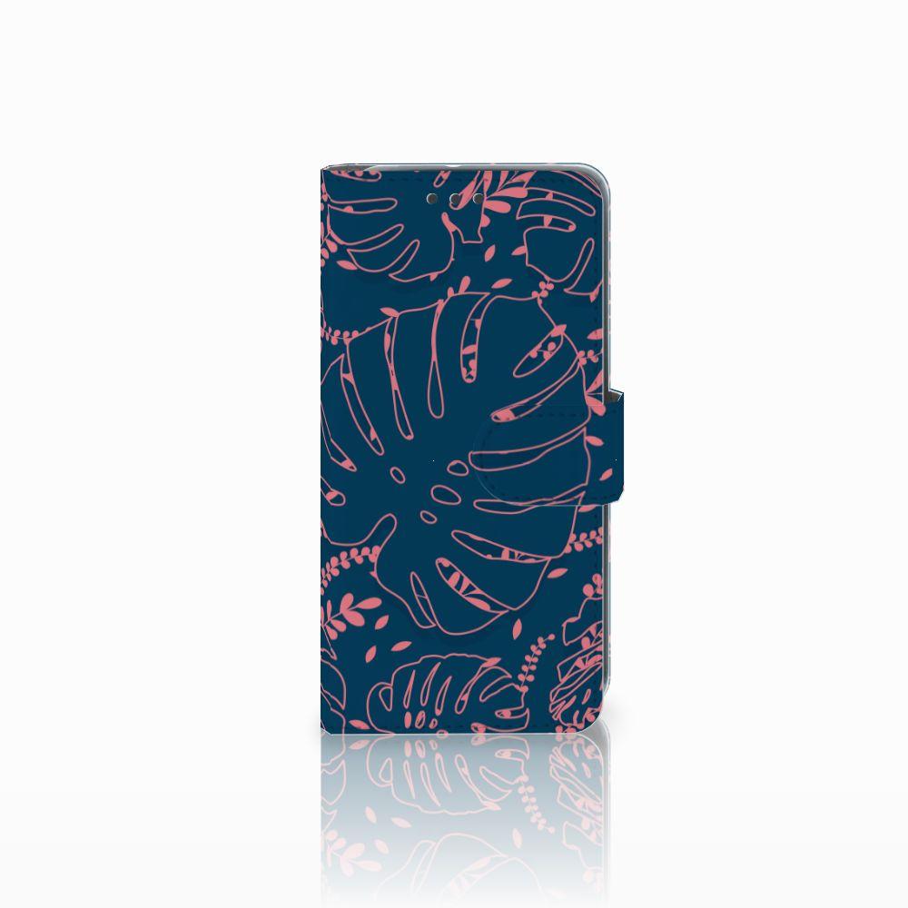 HTC U11 Life Boekhoesje Design Palm Leaves