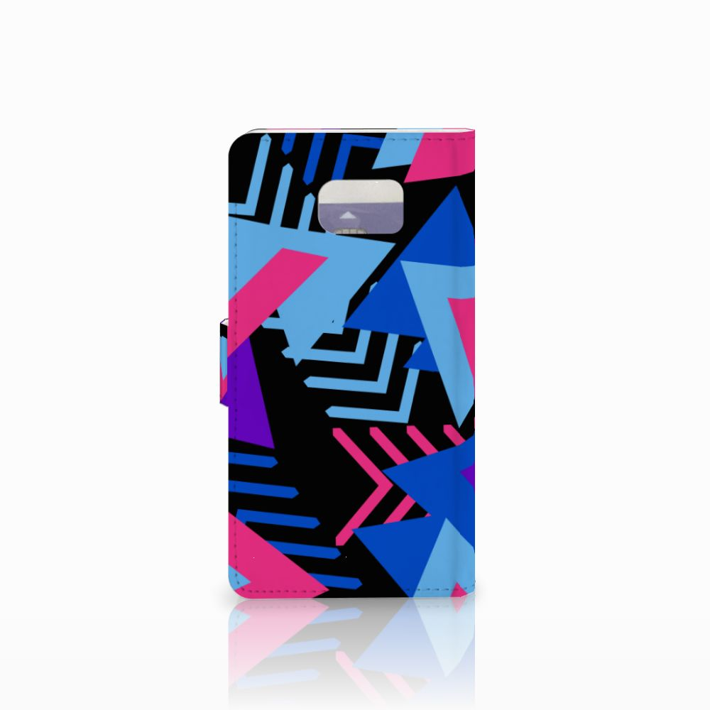 Samsung Galaxy Note 5 Bookcase Funky Triangle