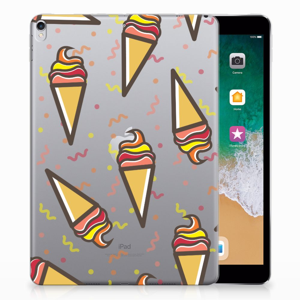 Apple iPad Pro 10.5 Tablet Cover Icecream