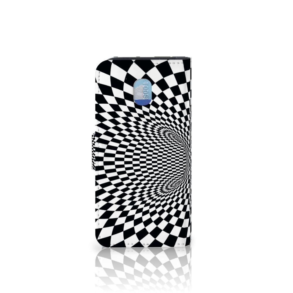 Samsung Galaxy J3 (2018) Bookcase Illusie
