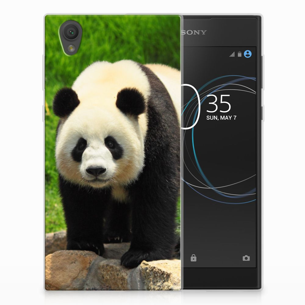 Sony Xperia L1 TPU Hoesje Design Panda