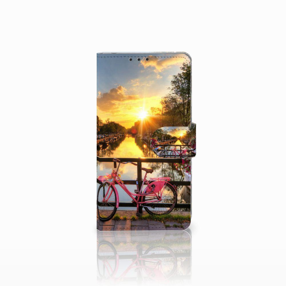 Sony Xperia Z1 Uniek Boekhoesje Amsterdamse Grachten
