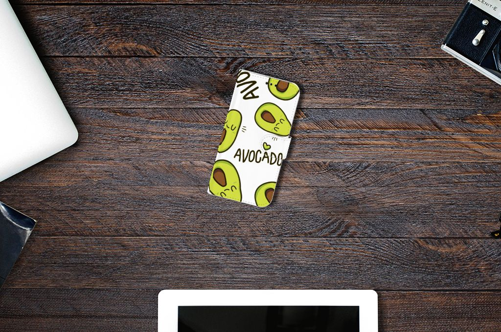 Samsung Galaxy A5 2017 Leuke Hoesjes Avocado Singing