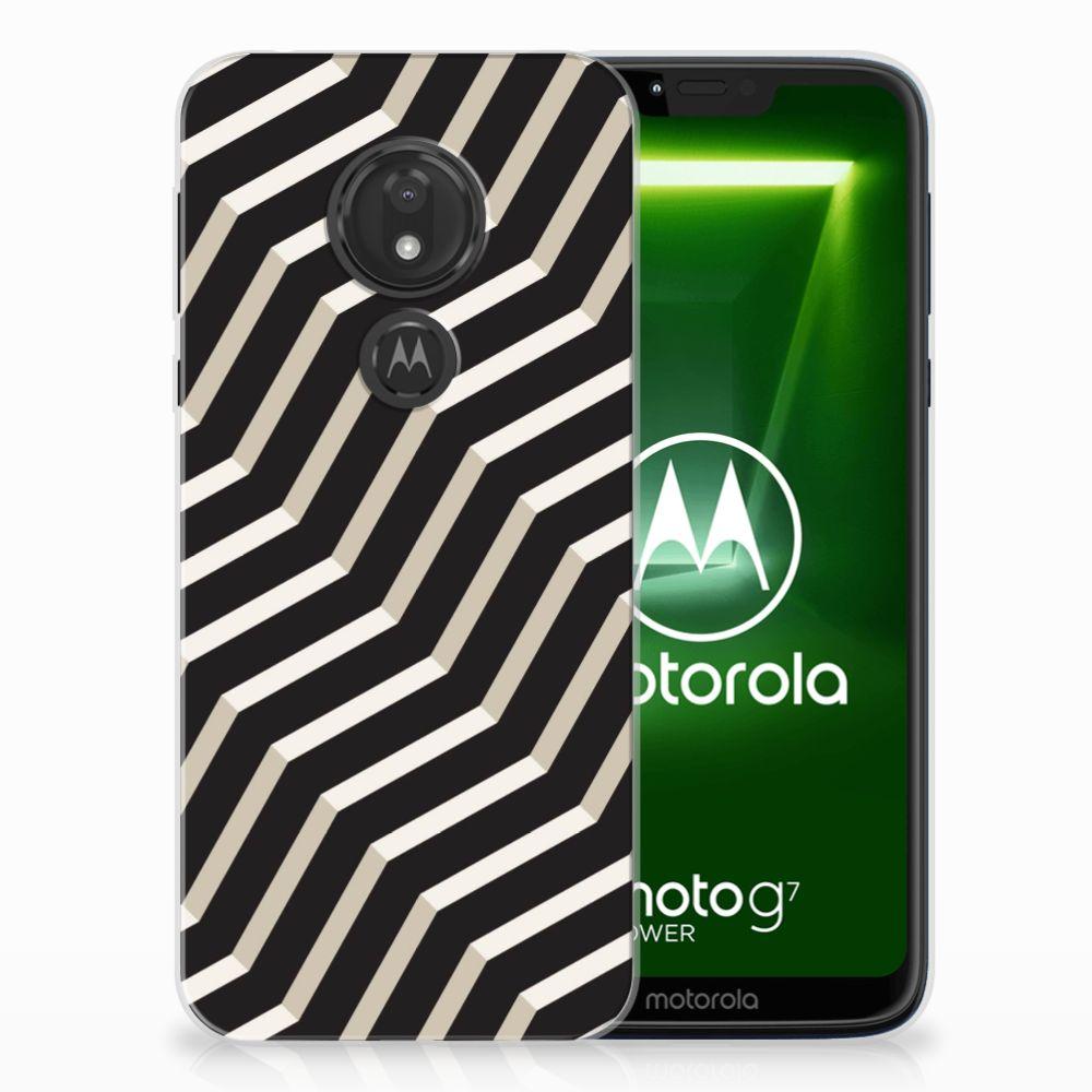 Motorola Moto G7 Power TPU Hoesje Illusion
