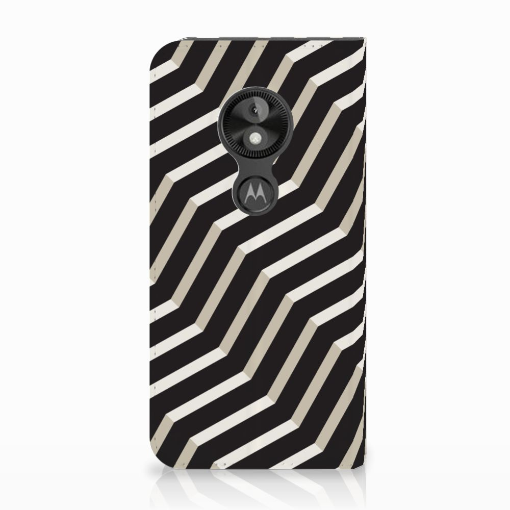 Motorola Moto E5 Play Stand Case Illusion