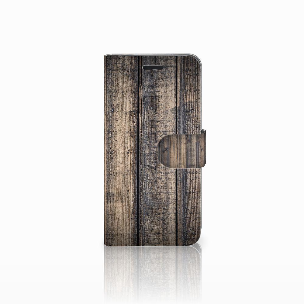 Acer Liquid Z530 | Z530s Boekhoesje Design Steigerhout