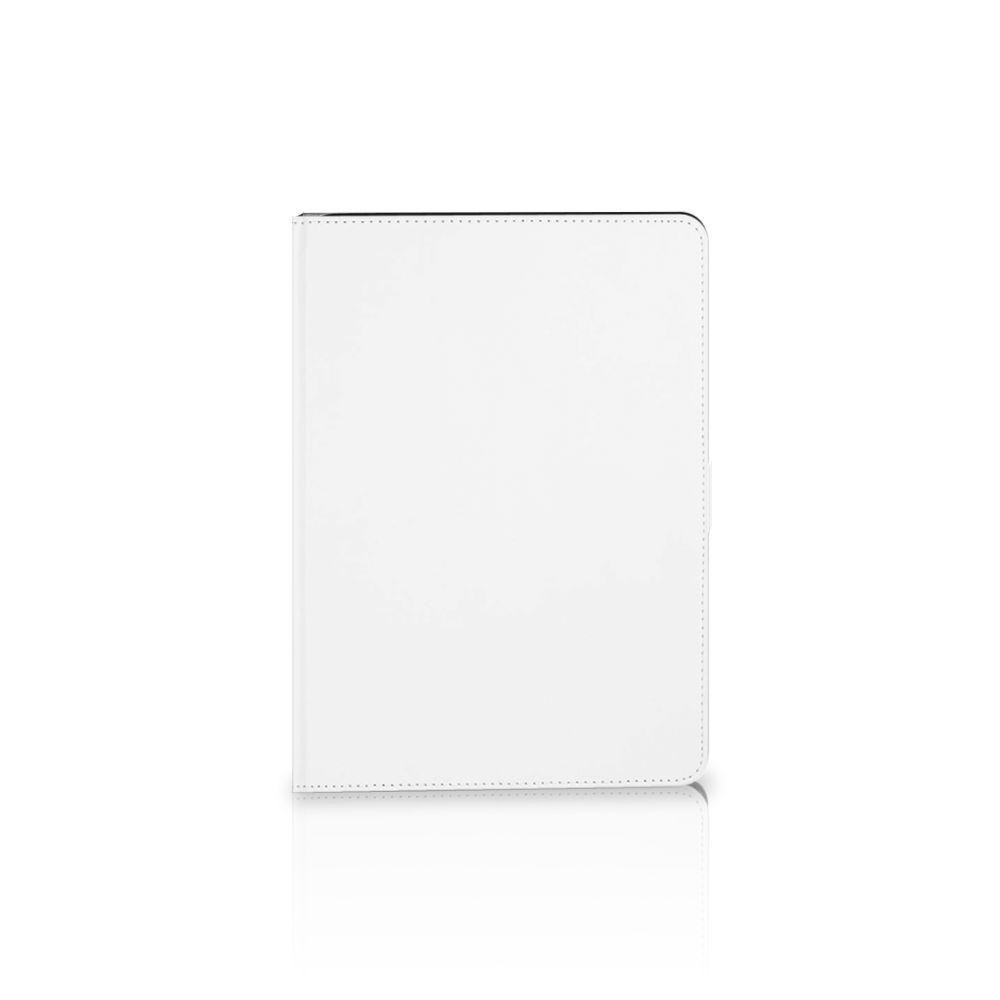 Apple iPad 9.7 (2018) Tablet Beschermhoes Abstract Green Blue