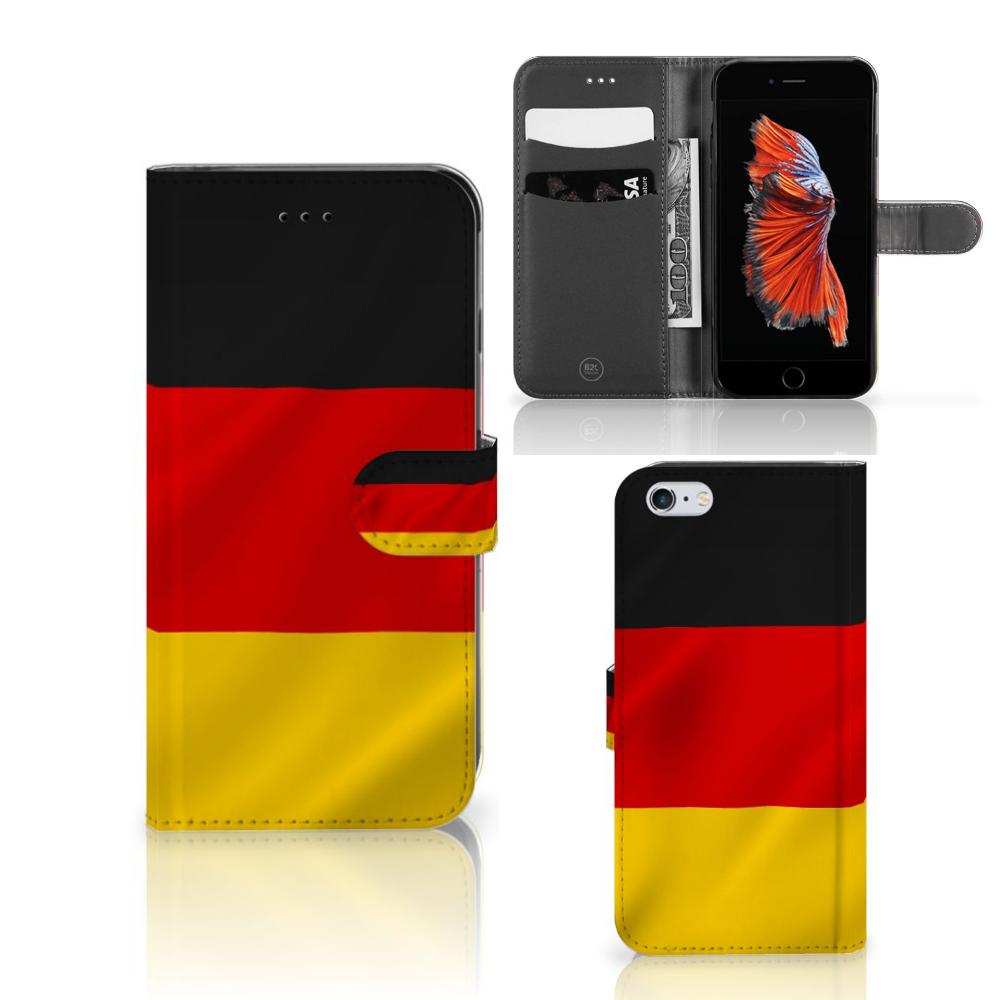 Apple iPhone 6 Plus | 6s Plus Bookstyle Case Duitsland