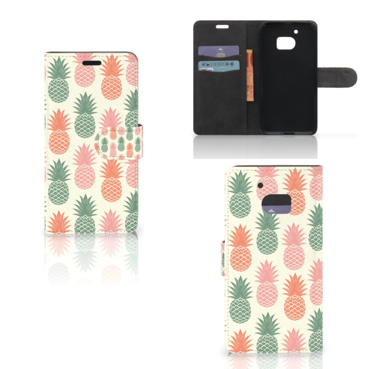 HTC 10 Book Cover Ananas