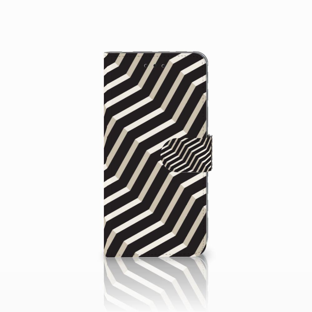 Samsung Galaxy A6 Plus 2018 Bookcase Illusion