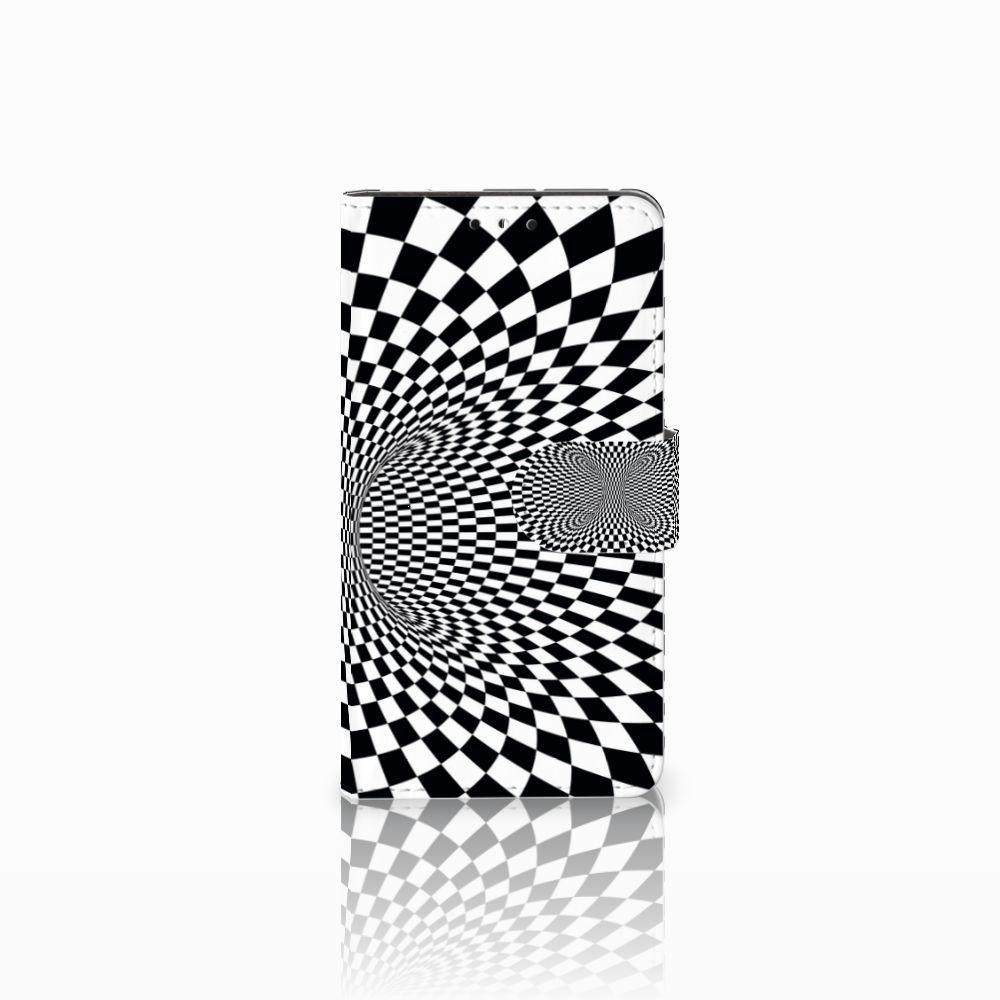 Huawei Y5 | Y6 2017 Boekhoesje Design Illusie