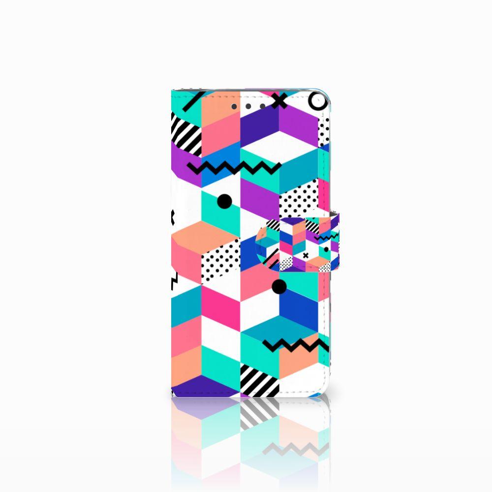LG G5 Bookcase Blokken Kleurrijk