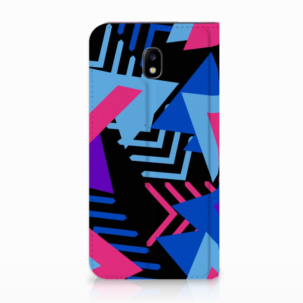 Samsung Galaxy J5 2017 Stand Case Funky Triangle