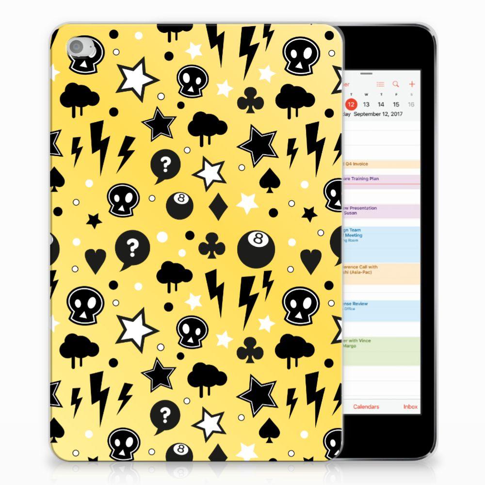 Tablet BackCover Apple iPad Mini 4 | Mini 5 (2019) Punk Geel