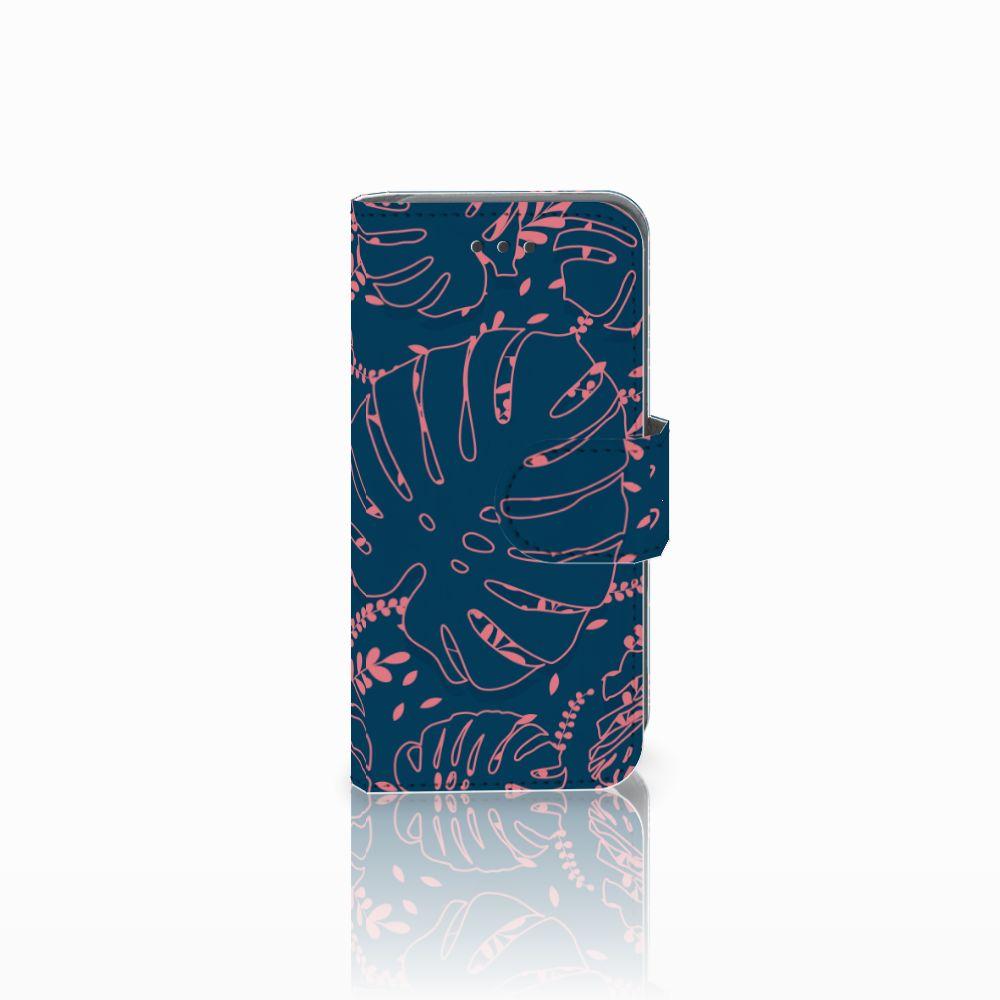 Apple iPod Touch 5 | 6 Boekhoesje Design Palm Leaves