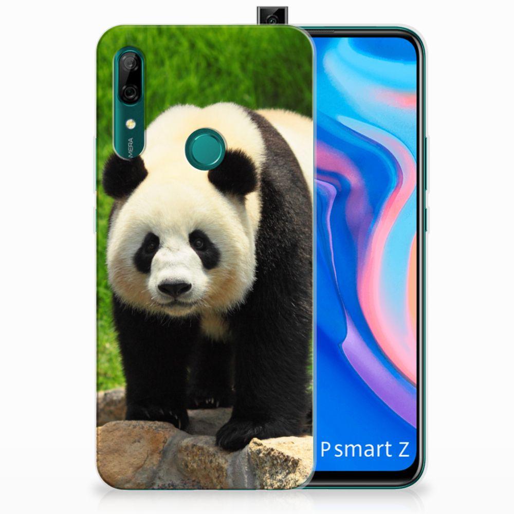 Huawei P Smart Z TPU Hoesje Panda