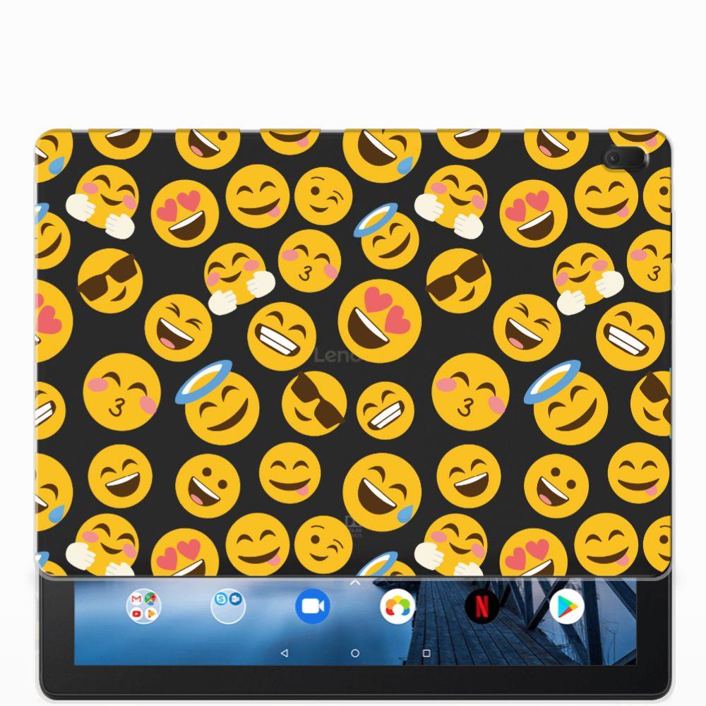 Lenovo Tab E10 Hippe Hoes Emoji
