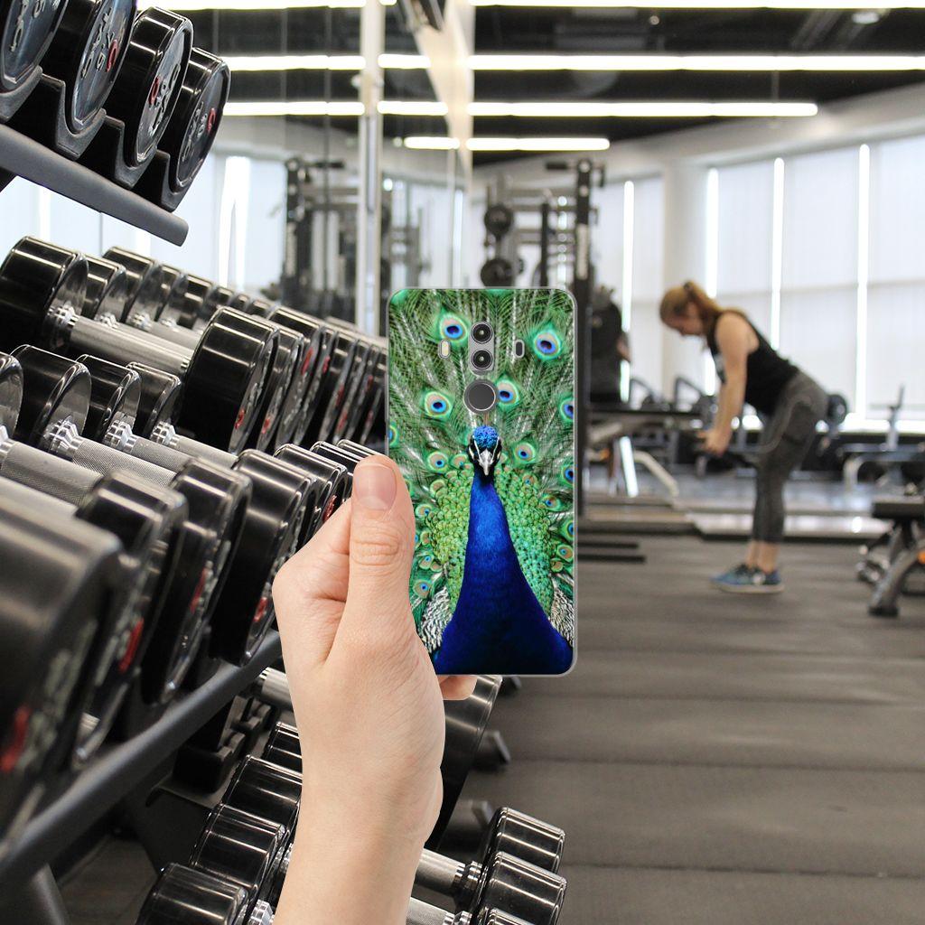Huawei Mate 10 Pro TPU Hoesje Pauw