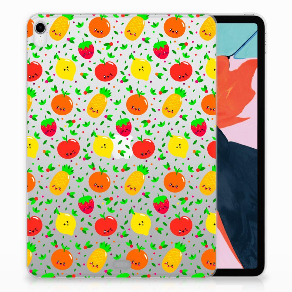 Apple iPad Pro 11 inch (2018) Tablethoesje Design Fruits