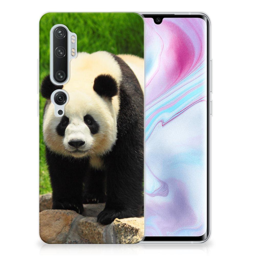 Xiaomi Mi Note 10 Pro TPU Hoesje Panda