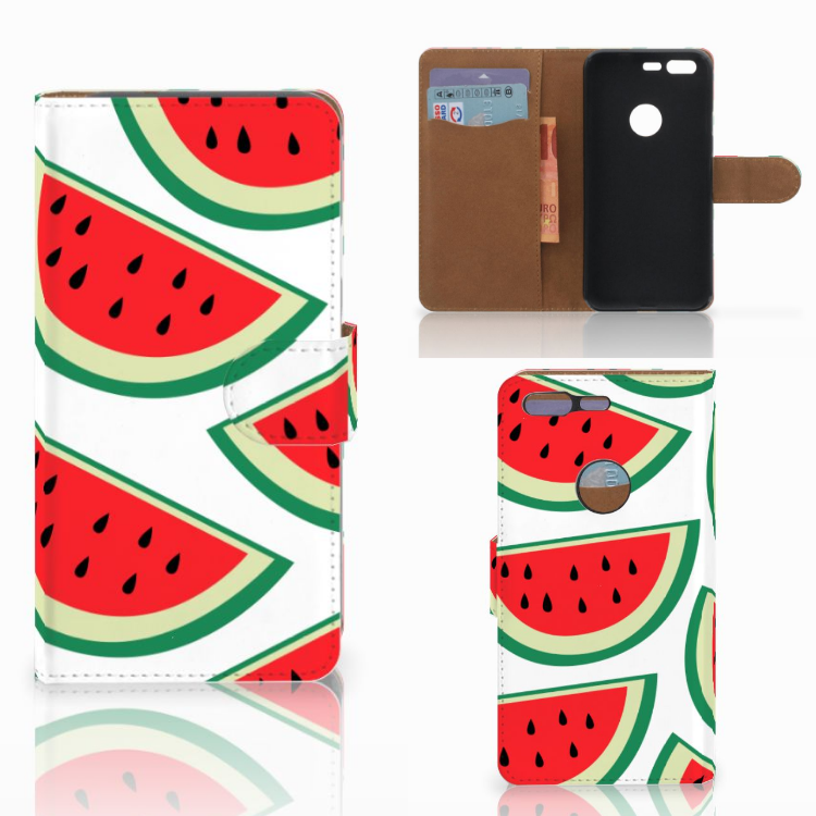 Google Pixel Book Cover Watermelons