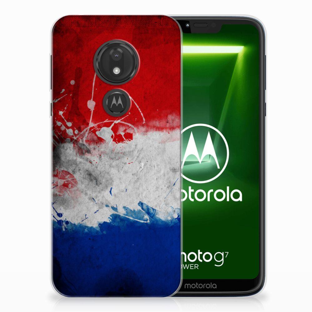 Motorola Moto G7 Power Hoesje Nederland