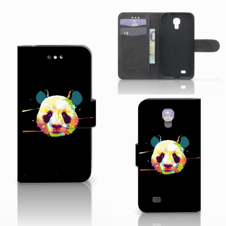 Samsung Galaxy S4 Leuke Hoesje Panda Color