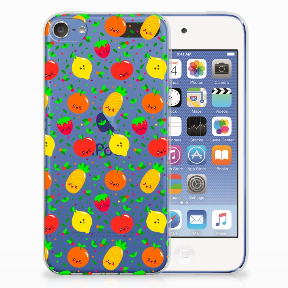 Apple iPod Touch 5 | 6 Siliconen Case Fruits