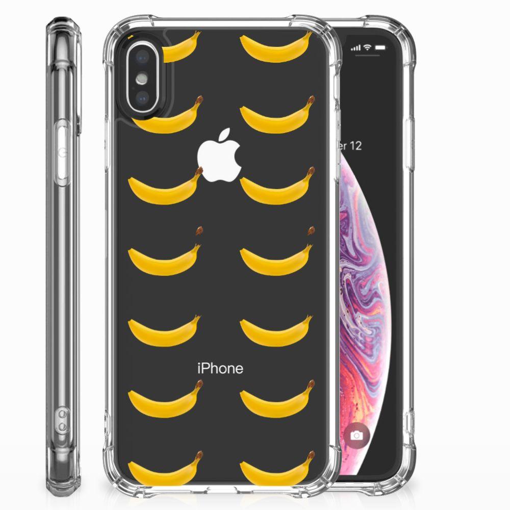 Apple iPhone X | Xs Beschermhoes Banana