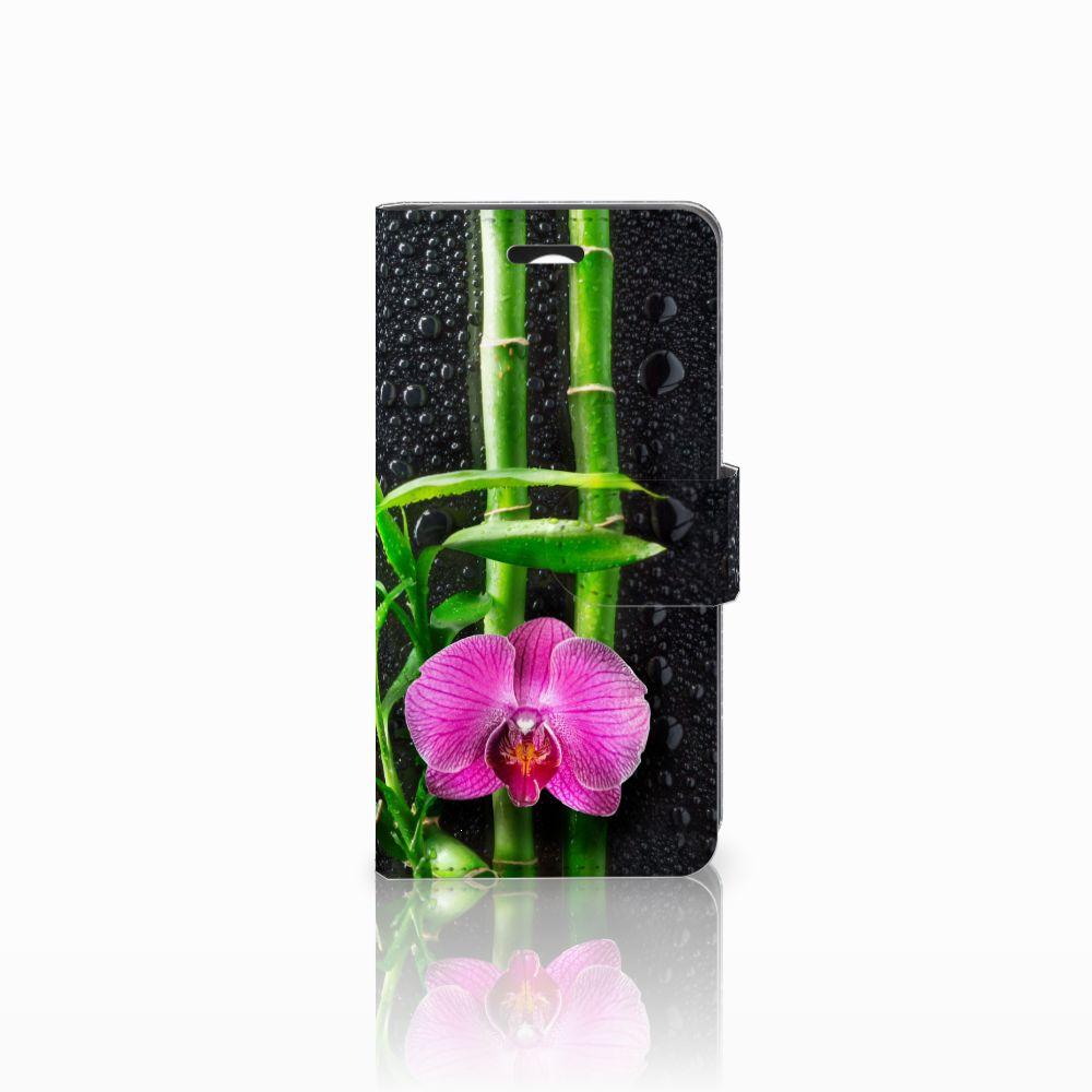 Huawei Y3 2 | Y3 II Boekhoesje Design Orchidee