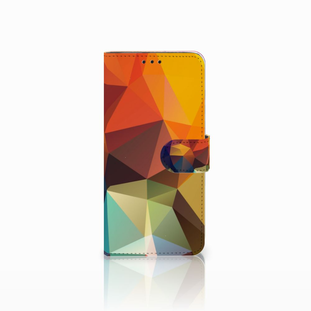 Huawei Nova 4 Bookcase Polygon Color